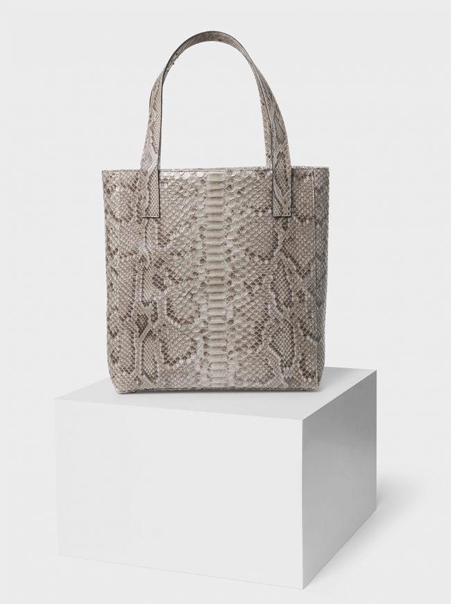 The Ned python bag nutmeg BC
